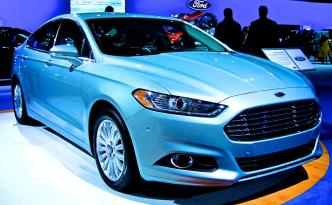 Ford Fusion Energi - Learning to Drive Plug-In Vehicles