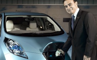 Electric Vehicles More Efficient than Hydrogen Fuel Cells, says Carlos Ghosn, Nissan CEO