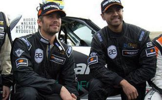 Paul Walker and Roger Rodas Raced on the Same Team