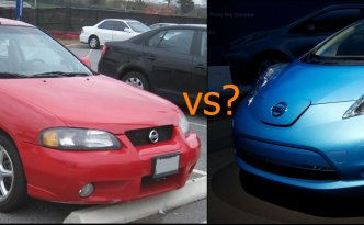 Nissan Leaf vs Nissan Sentra, Wallet Referees