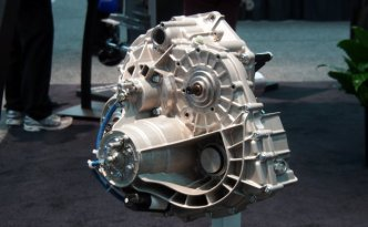 FEV's Simpler Two-Speed Plug-In Hybrid Transmission is Still Robust and Versatile