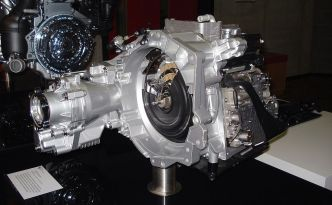 "Volkswagen's ""old"" six-speed DSG transmission doesn't deliver the fuel economy the new ten-speed will."