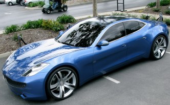 Fisker Automotive to develop pure electric vehicles.