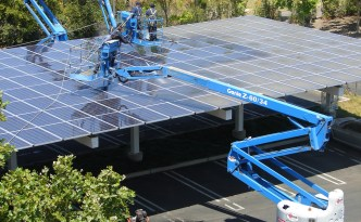 Dutch Toyota Dealer's Solar Panels Backed up by Recycled Toyota Prius Batteries
