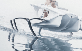 Quadrofoil personal watercraft (c) Quadrofoil d.o.o.