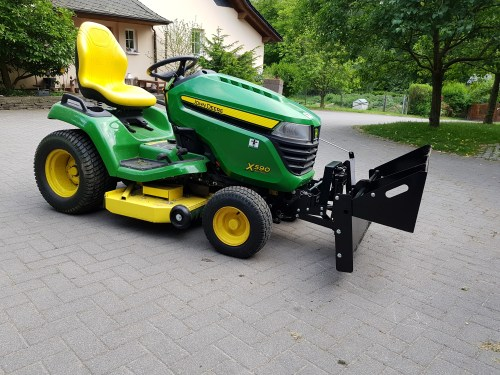 Medium Of John Deere X350 Reviews
