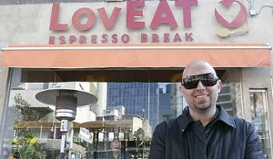 Tel Aviv's LovEAT Loves to Drink Organic Coffee