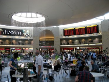 Will Israel's Ben Gurion Airport Be the First In The Middle East To Go Green?
