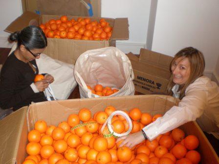 The Jaffa Orange Gets The Carbon Label