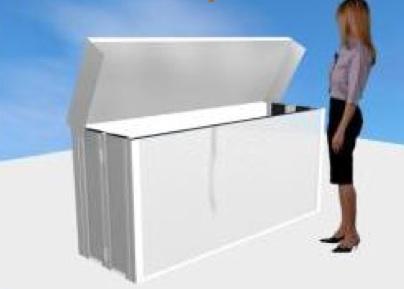 solar energy clothes dryer aytec avnim israel