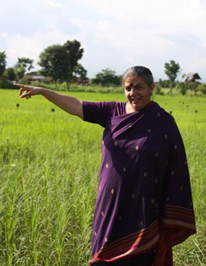 Review of 'Stolen Harvest' by Vandana Shiva