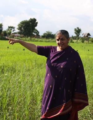 Review of 'Stolen Harvest' by Vandana Shiva