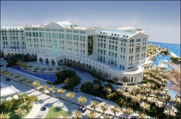 Is Dubai's Refrigerated Beach One Excess Too Far?