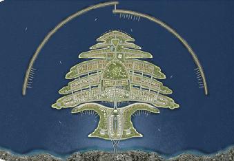 Lebanon's Going Ahead With $8 Billion Cedar Islands Project, Despite Dubai Debt