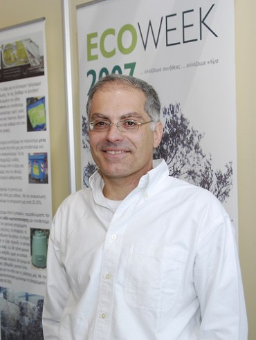 Elias Messinas Builds On Green Education From Israel and Practice in Greece