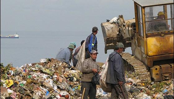 sidon garbage dump lebanon