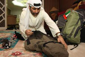 Sheikh Abdul Aziz: A Green Sheikh Who Cares About Our Planet