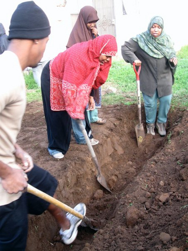 muslim gardening project san diego