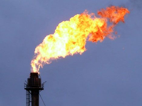 Abu Dhabi Aims to Halt the Practice of 'Flaring' Natural Gas