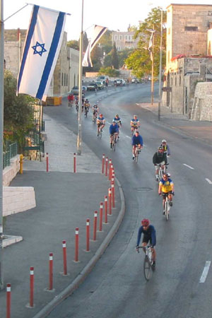 Israeli Ministry of Tourism to Invest 20 Million NIS in Promoting the Cycling Tourism Industry