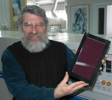Dye-ing To Power Solar Cells in Africa