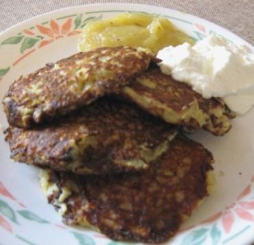 RECIPE: Potato Latkehs for Hanukkah