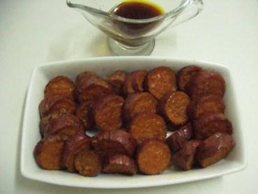RECIPE: Sliced Sweet Potatoes Roasted in Date Honey