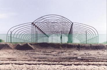 Qatar Considering Using Desert Seawater Greenhouses