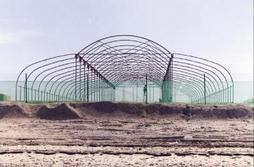 Qatar Considering Using Desert Seawater Greenhouses