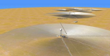 Brightsource Launches Solar Energy Plant in the Negev