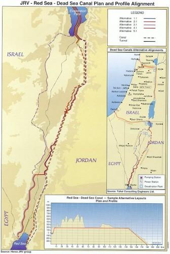 Israeli Tycoon Yitzhak Tshuva Sees Red-Dead Canal As A Money-Maker