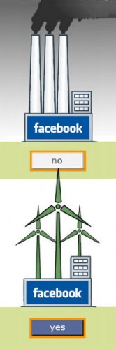 Join the Campaign to Get Facebook to Use 100% Renewable Energy