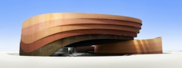 The Holon Museum Designs on Sand
