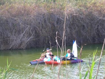 Environmental History is Made in Ashdod: The Lachish River Opens for Water Recreation
