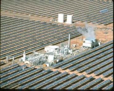 Siemens Mulls Buying Israeli Solar Company Solel