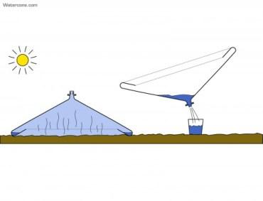 Yemen Funnels Sea-water to Drinking Water With the Low-tech Watercone