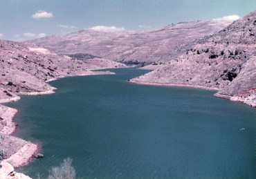 Syria and Jordan's Wihdeh Dam Will Cut Israel's Water Needs Out of the Picture