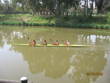 Yarkon River – A Waterway in Revision with a Tragic Past