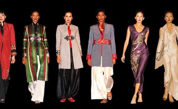 Zolaykha Sherzad afghan fashion