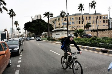 Darreja Campaign Encourages Sustainable Transportation in Lebanon