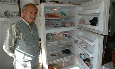 What Are We Eating: Fridge Voyeurism in Jerusalem