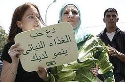 lettuce woman jordan amman muslim