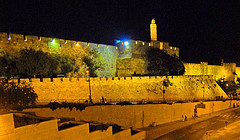 Greening the Old City Walls–Literally