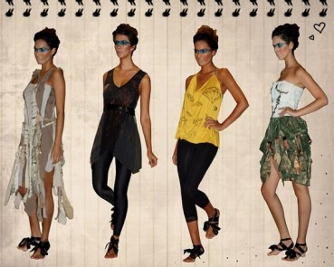"""""""Thirsty for Change"""" Fashion Show Raises Awareness About Israeli Water Conservation"""