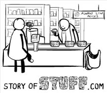 Mazzy reviews 'The Story Of Stuff'