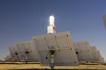 BrightSource Energy One Step Closer to World's Largest Solar Plant