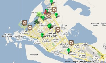 Help the Abu Dhabi Eco-Chicks Map Out a Green Abu Dhabi