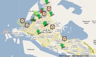 Help the Abu Dhabi Eco-Chicks Map Out a Green Abu Dhabi
