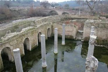 Yortanlı Dam To Flood Turkey's Ancient City Alliaoni