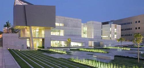 Desert University Goes Green With Gusto